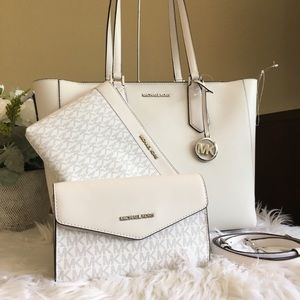 New 3 in 1 Kimberly tote set